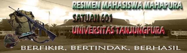 UNTAN (RESIMEN MAHASISWA)