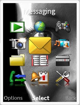 W995 Theme Sony Ericsson Tema
