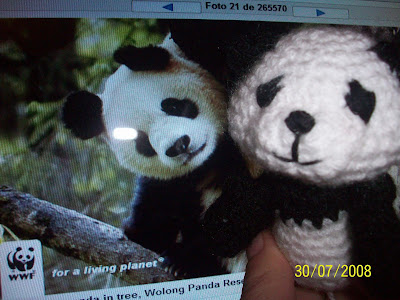 de canciones de panda hola: