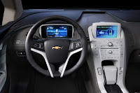 chevrolet volt photo interior