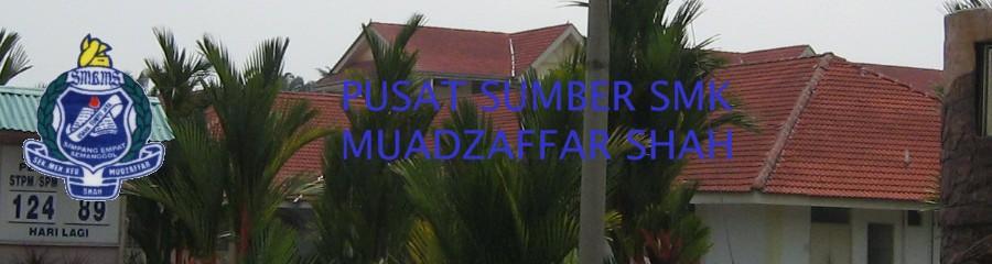 Blog Pusat Sumber SMK Muadzaffar Shah