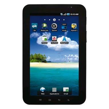 Samsung Galaxy Tab Tablet SGH T849