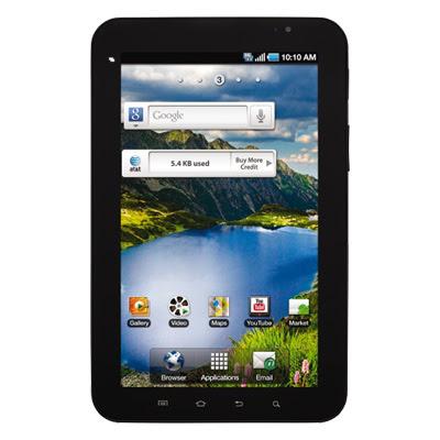 Samsung Galaxy Tab SGH i987 User Manual