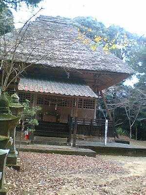Heece(ヒース): 白木神社