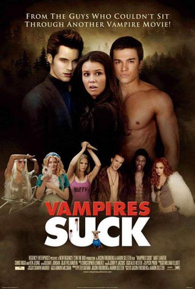 Vampires Suck  1 link Español latino
