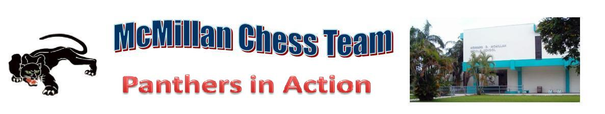 McMillan Chess-Team