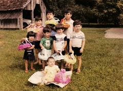 Álbum de Família - Meus primos