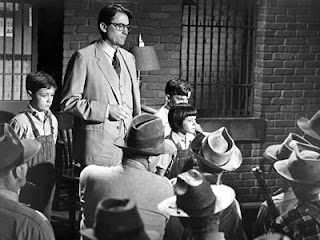 still from the film TKAM