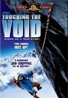 touching the void dvd cover