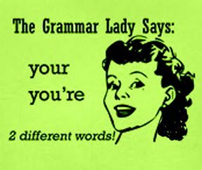 The Grammar Lady