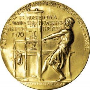 Pulitzer Prize emblem