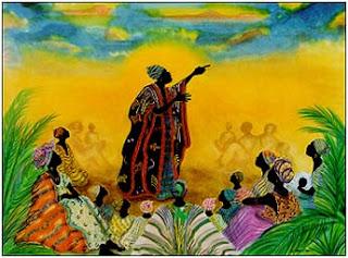 african american storyteller