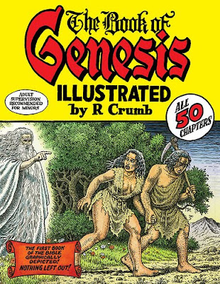 The Book of Genesis graphic novel