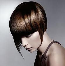 Teñir el cabello con tinte color marrón y  - YouTube