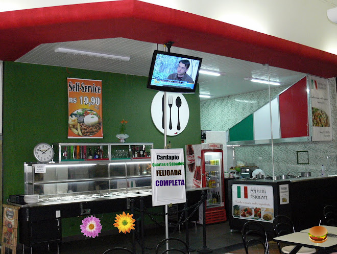 Vendo o Restaurante Guarujá-Papi Palma Pitangueiras