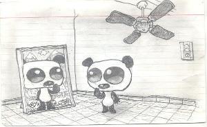 Me, Panda