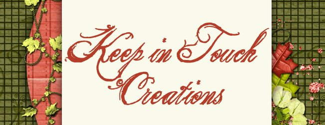 Keep In Touch Creations