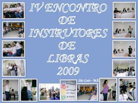 IV Encontro de Instrutores de Libras 2009 - São Luís-MA