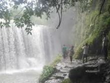 Waterfall Temam