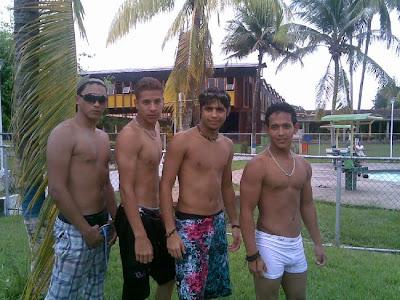 Chicos Guapos de Ciudad de Guatemala