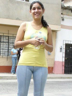 Hermosa Chica Peruana