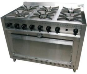 Cocinas industriales familiares cocinas industriales para for Medidas de cocina industrial