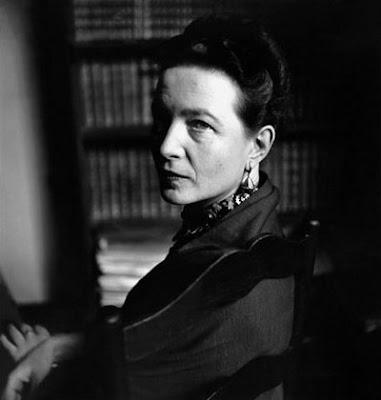 La Chambre Claire - Page 14 Simone-de-beauvoir-1952-elliott-erwitt