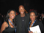 OMAROSA  AND HER BEAUTIFUL MOTHER AND BRAD  BAILEY