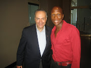BRAD BAILEY AND NY SENATOR CHUCK SCHUMER