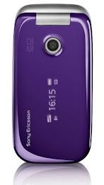 JJ's Sony Ericsson Z750