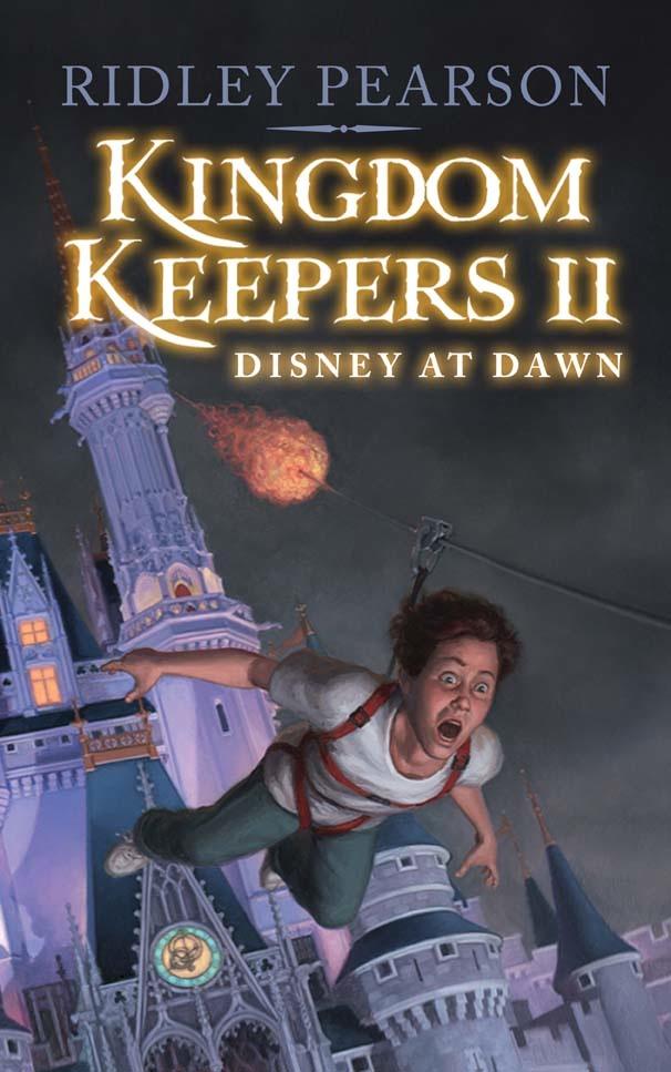 Kingdom Keepers Series  Book 2Kingdom Keepers Books
