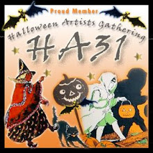 I am a proud member of HA31: Halloween Artists Gathering