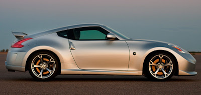 2010 Nissan Nismo 370Z Side View