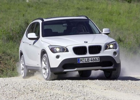 2010 BMW X1 Picture