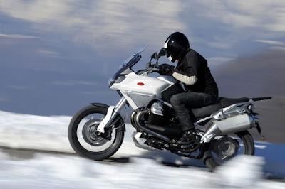 2009 Moto Guzzi Stelvio 1200 4V Touring
