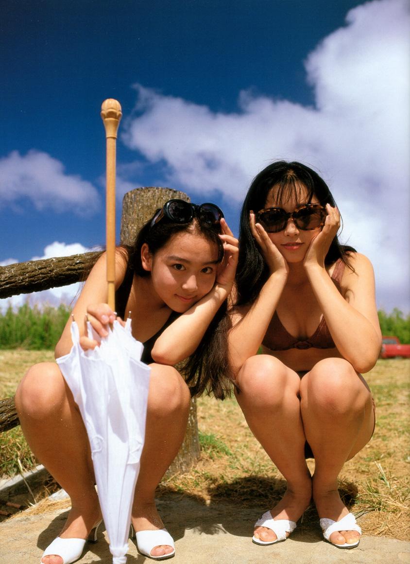 yoto mitsuya and saori nara sexy photos 07