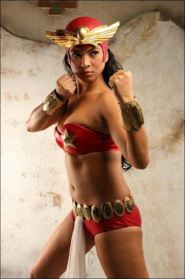sexy angel locsin darna outfit 01