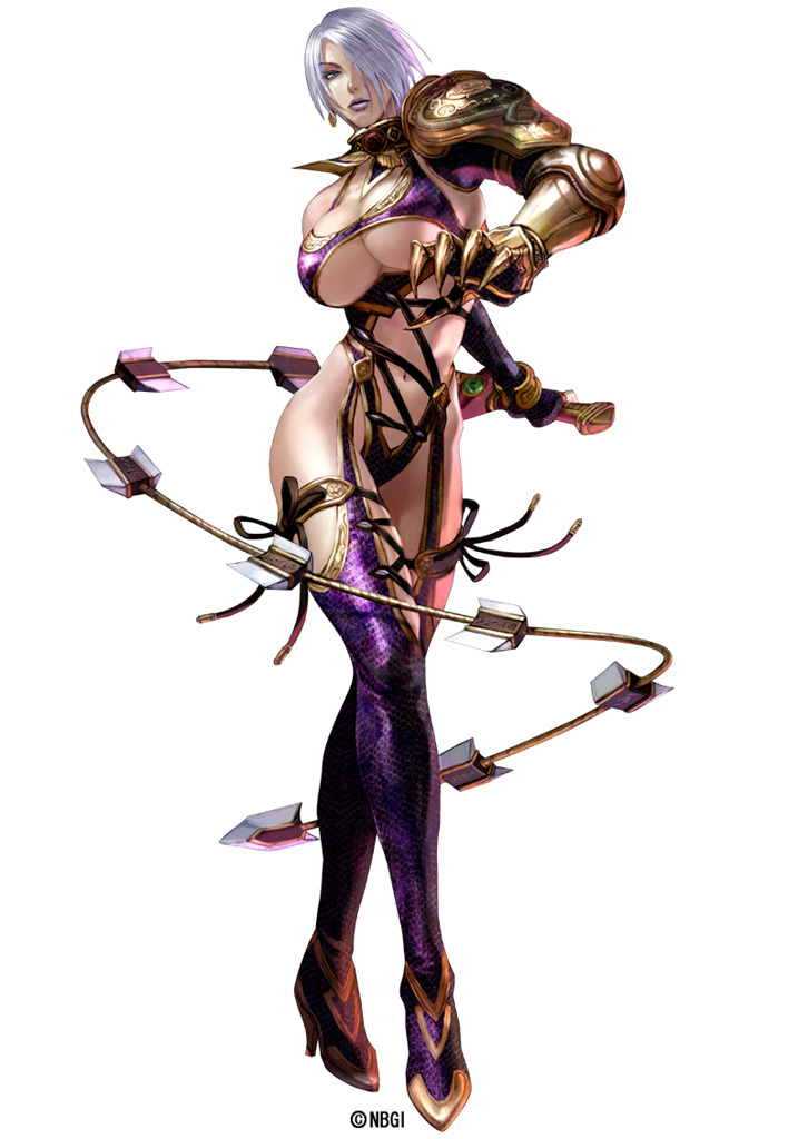 soul caliber iv ivy nude. Soul Calibur Sexy Female Characters