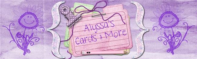 Alyssa's Cards & More!