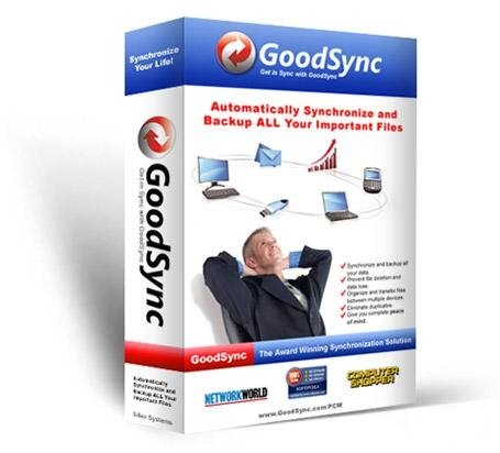 GoodSync Enterprise 9.9.6.6 Multilingual + KEYGEN