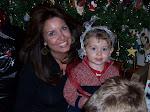 Nana & Jackson Christmas 2007