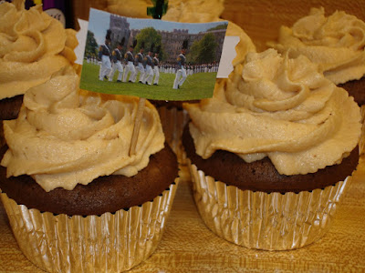 ... : Chocolate Fudge Jelly Filled Cupcake with Peanut Butter Frosting