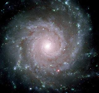 Resultado de imagen de Una bella galaxia espiral