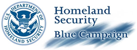 DHS Blue Campaign logo