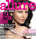 Fotos de Catherine Zeta Jones desnuda Revista Allure