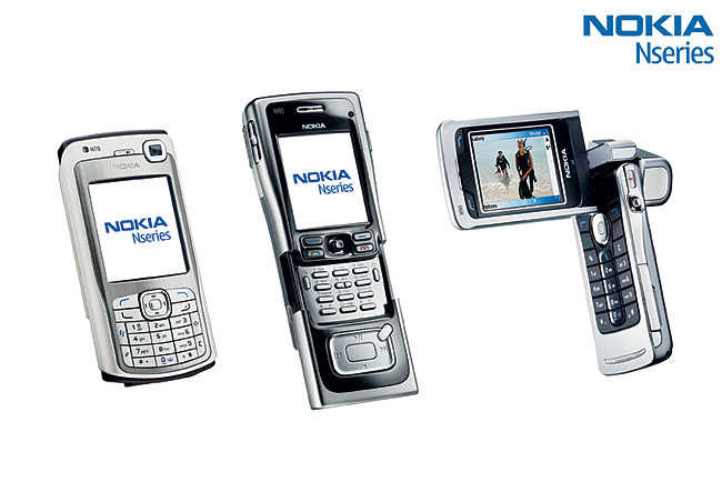 Juegos para Nokia N Series