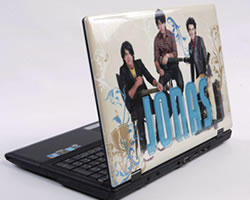 Notebooks y Netbook de lo Jonas Brothers