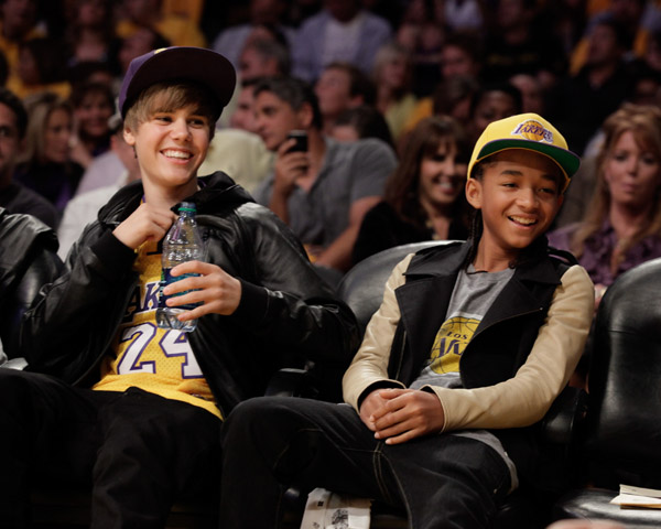 justin bieber jaden smith and christian. justin bieber never say never