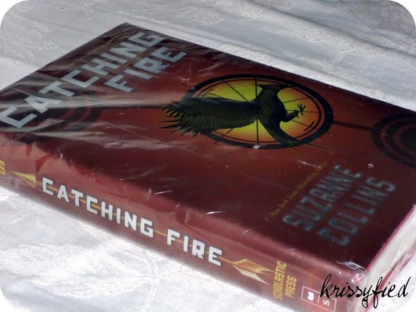 Quest for Catching Fire - completed!
