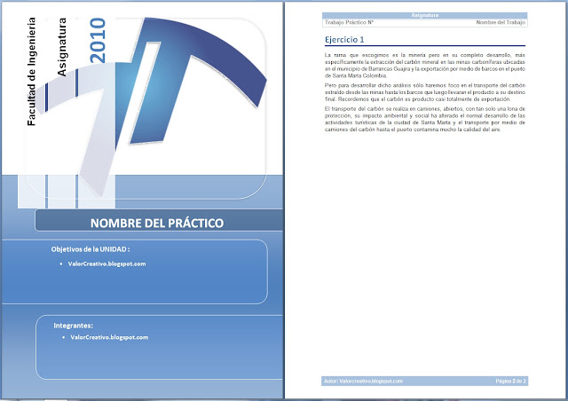 descargar plantillas de word